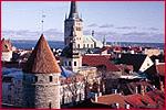 Städtereise Tallinn